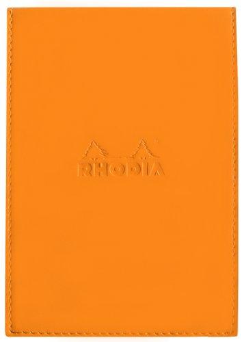 Rhodia Pad Holder And Pad 4.5x6.5 Orange