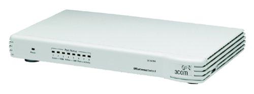 3Com 3C16794-US OfficeConnect Switch 8 Plus