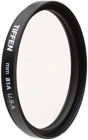 Tiffen 58mm 81A Filter