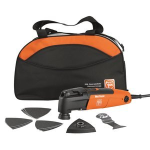 FEIN FMT250QSL MultiTalent Start Q StarlcokPlus Oscillating Multi-Tool with snap-fit accessory change by Fein