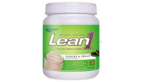 Lean1 Shake Cookies Creme 1.30 Pounds