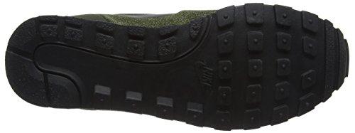 2 Scarpe Mesh Runner Uomo cargo 301 Eng black Multicolore Nike Md lt Da Basse Khaki Ginnastica qEwATW1xX
