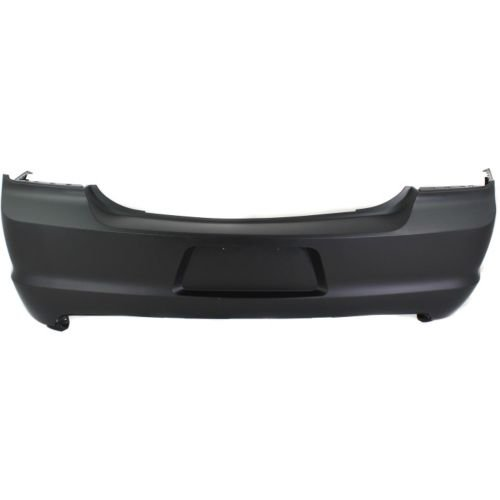 dodge charger rear bumper - 3