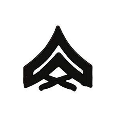 EagleEmblems Marine Corps Corporal (Cpl/E-4) Rank Insignia Pin - P10214 (3/4 inch)