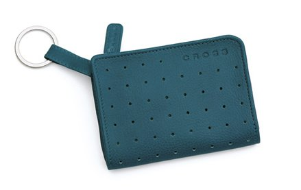 Cross Office Accessories Teal Pebbled Leather Wallet - AC125-5C