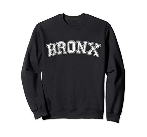 Bronx NY Classic Vintage Style New York City Gift Sweatshirt