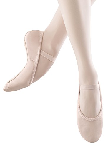 Slipper Wide Dansoft Pink Theatrical Ballet Bloch Women's qU7PRR