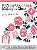 img - for Alfred Publishing 00-17587 It Came Upon the Midnight Clear Sheet Music book / textbook / text book