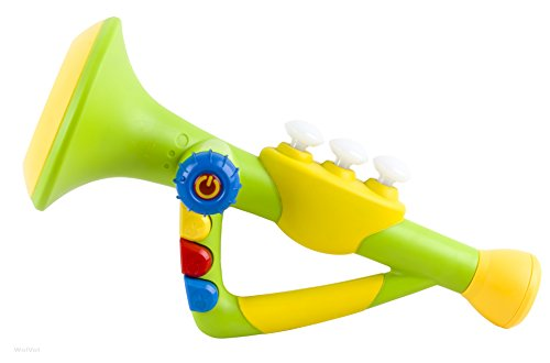 WolVol-3-Piece-Band-Musical-Toy-Instruments-for-Kids-Keyboard-Guitar-Trumpet-with-volume-controls