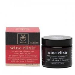 Apivita Wine Elixir Anti-Wrinkle & Firming Rich Texture Face