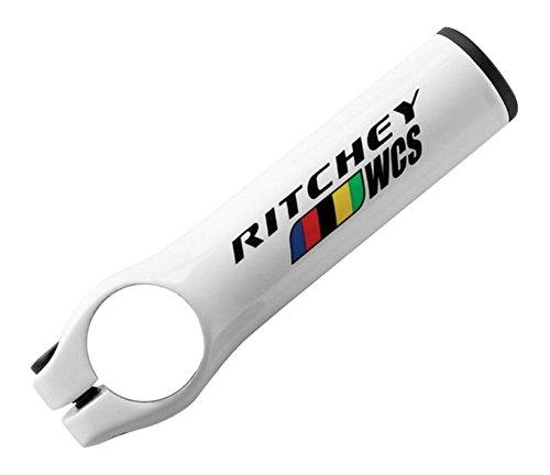 Ritchey Bar Ends WCS Short, wet white, 29-247-908