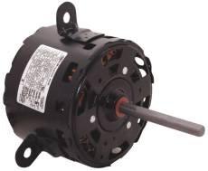 Regal Beloit OCA1024 Century Condenser Motor, 230V, 1.4 Amp, 1/4 Hp, 1,625 RPM, 1