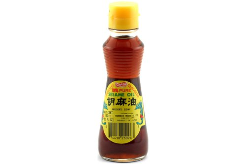 Goma Oil (Pure Sesame Oil) - 5.5oz (Pack of 1)