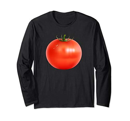 (Tomato Long Sleeve T-Shirt)