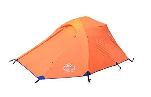 MBM Backpacking Tents Waterproof 4 Season Tents Ultralight Camping Tent 2-3 Person (3 Person)
