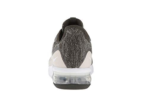 Nike Air Max Sequent 3 Mens Running Trainers 921694 Sneakers Shoes (UK 6 US 6.5 EU 39, Sequoia Summit White 300) by Nike (Image #4)