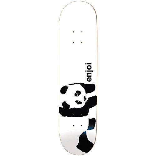 (Enjoi Whitey Panda Logo Wide R7 Deck-8.125