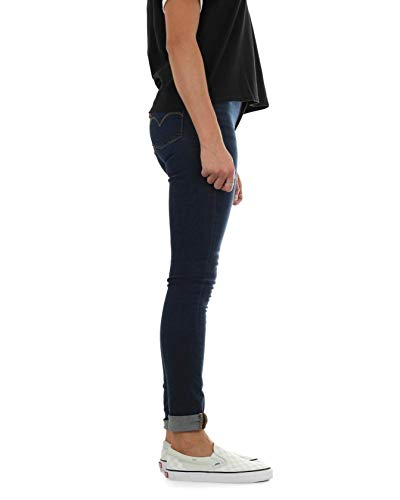 F 34 Jeans Levis 721 Bleu Skinny 26 Rise High FxYda8dwqf