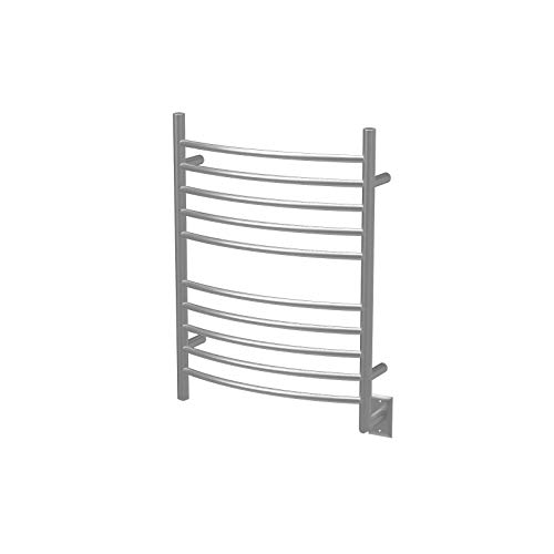 - Amba RWH-CB Radiant Hardwired Curved Towel Warmer, Brushed