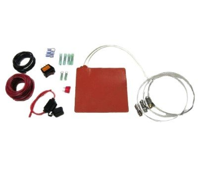 FHK66075 Fuel Filter Heater, WVO, Waste Oil Heater (Complete Kit with Wiring)
