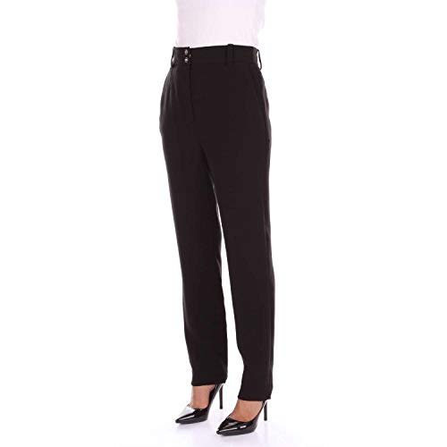 Pantalone Versace Nero Versace A79629a217281 Donna A79629a217281 BtqwH6xH