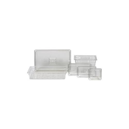 (Royal Industries Steam Table Pans, Polycarbonate, 4