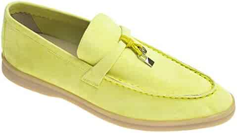 aeb8b2f9ad3 Shopping Yellow - Penny-Loafer - Loafers   Slip-Ons - Shoes - Women ...