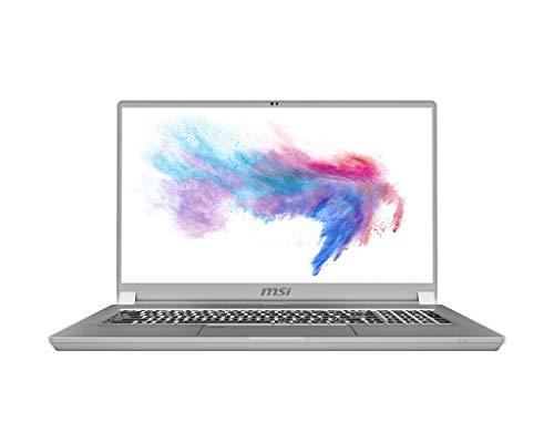 MSI Creator 17, Intel i7-10875H, 17.3″ UHD HDR1000 Mini-LED Laptop (32GB/1TB NVMe SSD/Windows 10 Home/Nvidia RTX 2070 Super Max-Q/Space-Grey/2.5Kg), A10SFS-685IN