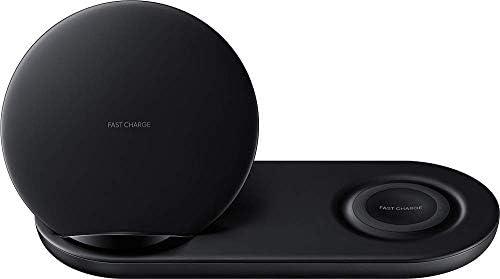Samsung EP-N6100 Interior Negro - Cargador (Interior, USB, 10 V, 1 A, Cargador inalámbrico, 1,2 m)