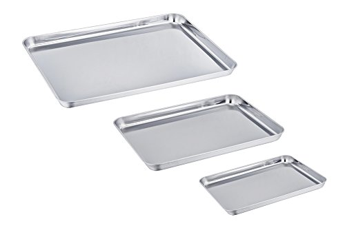 stainless steel baking set - 2