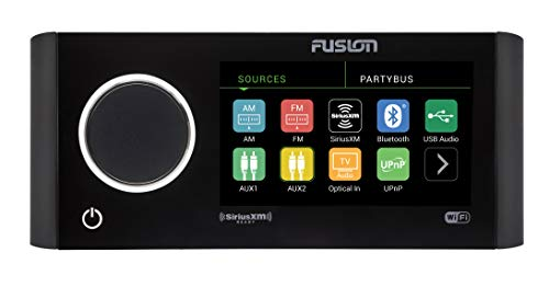 Fusion 010-01905-00 Apollo Series Touchscreen AM/FM/Bluetooth Stereo (Electronics MSRA-770)