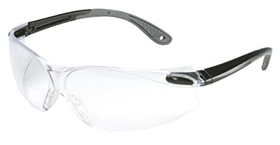 3M Virtua V4 Indoor/Outdoor Mirror Lens Safety Glasses, Black Frame