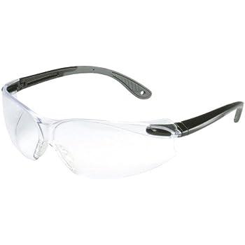 3m virtua v4 mirror lens safety glasses black frame