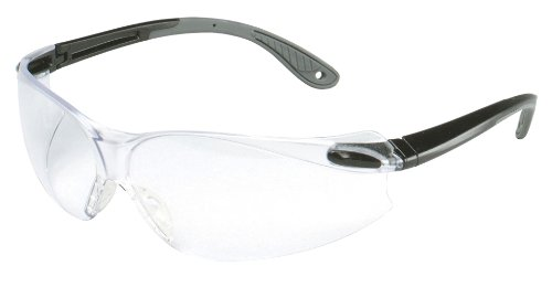 3M Virtua V4 Indoor/Outdoor Mirror Lens Safety Glasses, Black - Frame Spectacles Without