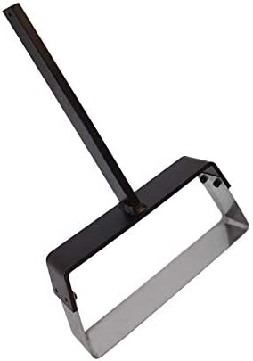 LUCKO - Stirrup Hoe for the wheel hoe (16 cm)
