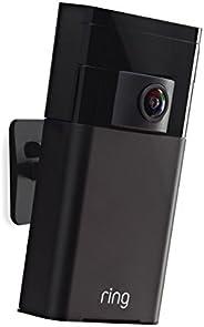 Ring cámara de seguridad HD color negro