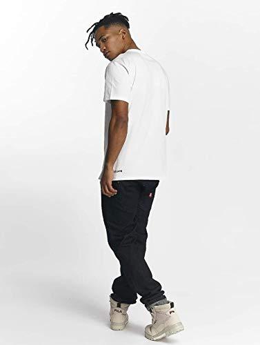 Ecko Uomo T Base shirt Bianco Unltd UrxYw5qU