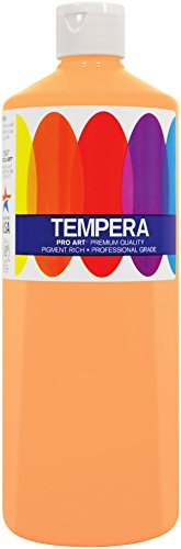 Pro Art Liquid Tempera Paint, 16-Ounce, Peach