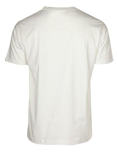 Dickies Herren T-Shirts Weiss Hawleywood 06-210100