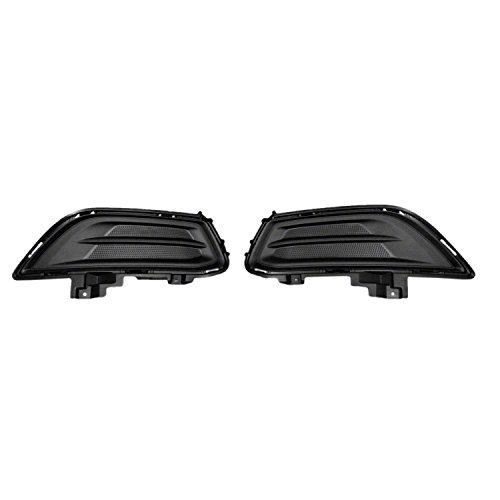 Ford Fusion Bumper Grille - OE Replacement 2013-2014 FORD FUSION Bumper Grille Insert (Partslink Number FO1039133)