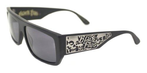 Black Flys Sci Fly 5 Sunglasses, Matte Black - Sci Sunglasses