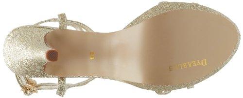 Dyeables Glitter Glitter Women's Vivi Glitter Dyeables Vivi Vivi Gold Dyeables Women's Women's Gold Gold AOnA4Sr