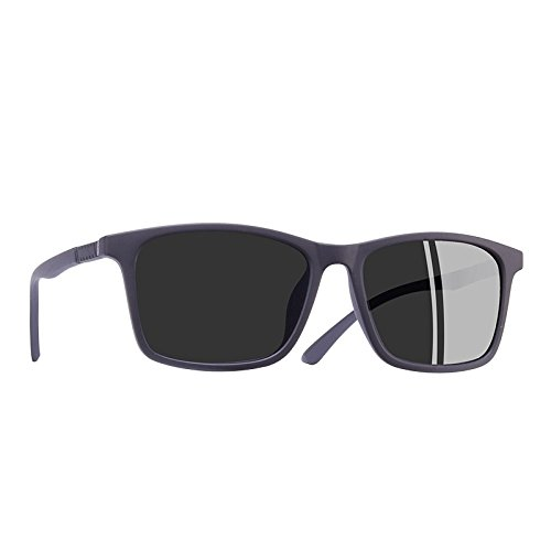 de polarizadas de Gafas de TR90 gafas Piazza TIANLIANG04 UV400 C3 ultraligero sol Guía gafas telón sol hombres masculina C1 dPt88gqx