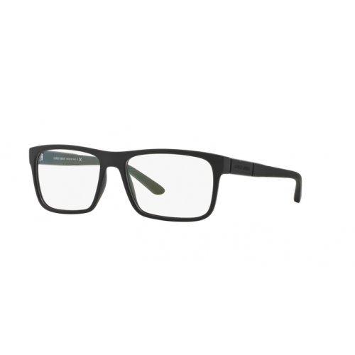 Eyeglasses Giorgio Armani AR 7042 5063 BLACK RUBBER