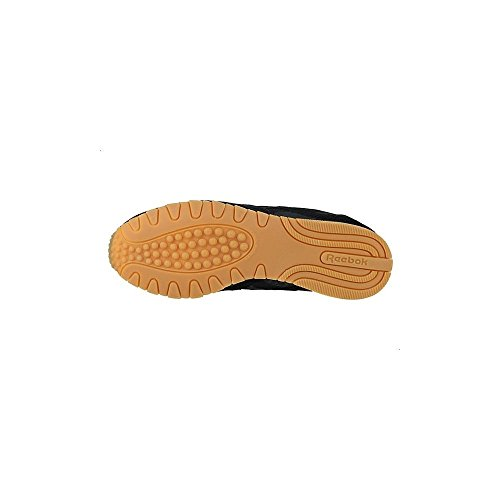 gum Eu De Cl Negro Mujer Nylon Txt Lux black Zapatillas 000 35 Deporte white Reebok 5 Para Slim TUOwpqpH
