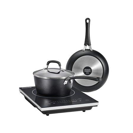 Tramontina 80129/533 Induction Cooking System, 4-Piece