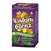 Natural Balance Colon Clenz 120 Vcap