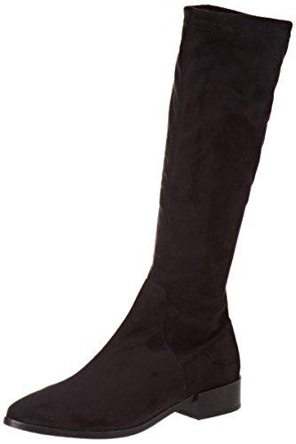 t shirt Stivali elasticizzata scamosciata in Jb donna da Martin pelle 1reeze nero neri morbidi 0Z7w8Eq