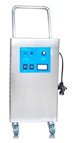 HUNHEWUHUA 10g Ozone Generator Portable Purifier Sterilizer Disinfector 220V