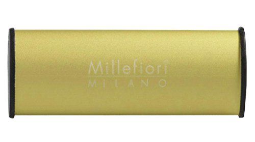 Millefiori Milano Giallo Car Air Freshener, Sandalo Bergamotto